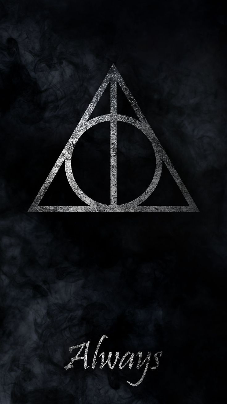 harry potter and the deathly hallows phone wallpaper deathly hallows harry phone potter heiligtumer des todes harry potter asthetik immer harry potter pinterest
