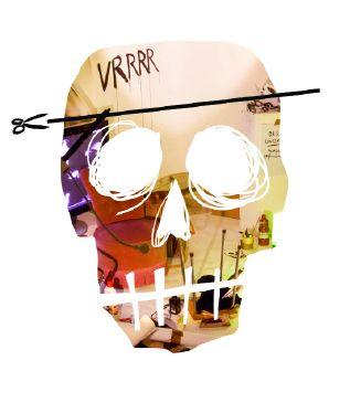 Festival VRRRR art contemporain à Toulon novembre 2014 a decouvrir sur Le Moko http://www.lemoko.fr