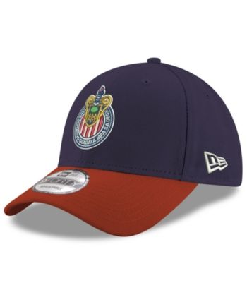 detailed look 0a13c f1e3c New Era Chivas Liga Mx 9FORTY Adjustable Cap - Navy Red Adjustable