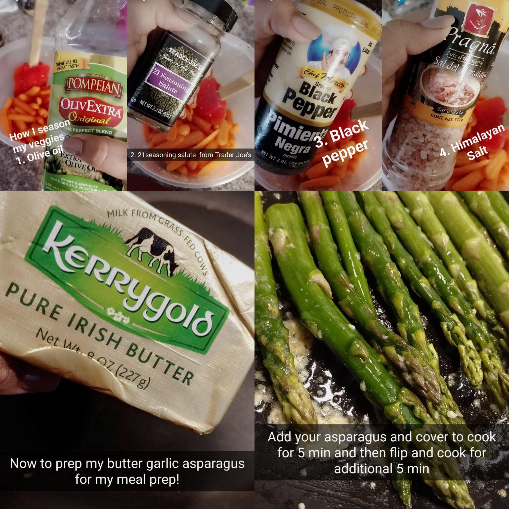 How to make asparagus