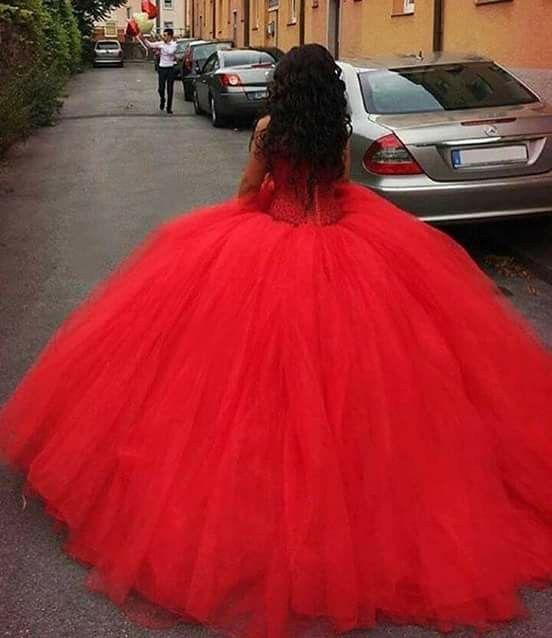 Vestidos Rojos De Xv Años Vestidos Rojos Vestidos De Xv