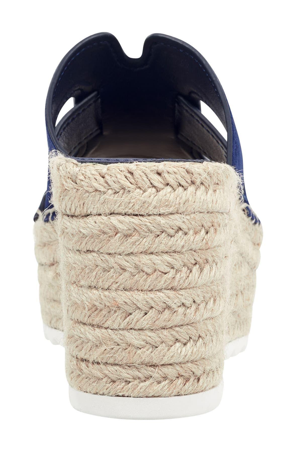 Marc fisher ltd robbyn espadrille wedge sandal