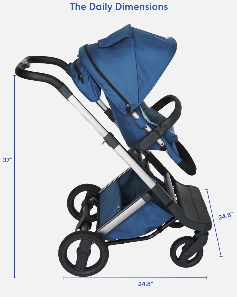 The Daily Stroller hooks, Full size stroller, Stroller