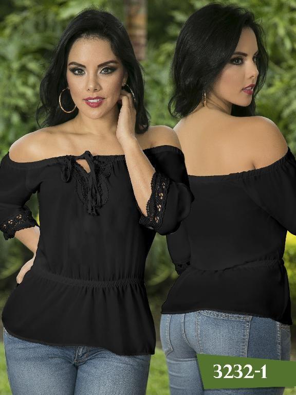 Blusa Moda Thaxx - Ref. 119 -3232-1
