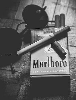 Pix For Tumblr Black And White Photography Smoking