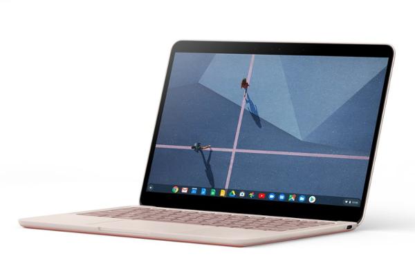 Google Pixelbook Go laptop with 13.3inch 4K molecular
