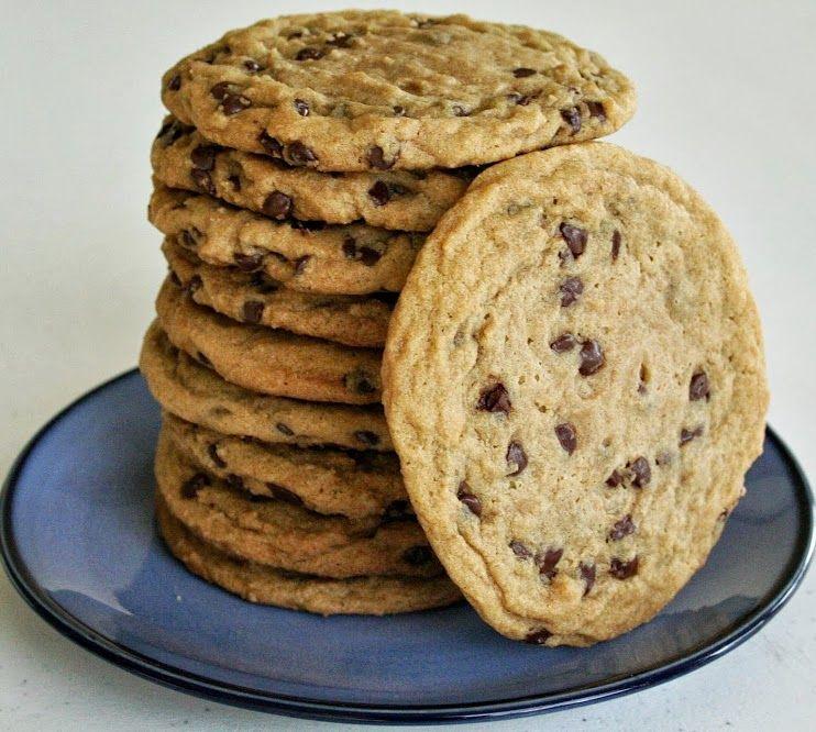 Panera Bread Chocolate Chip Cookies recipe@kaynavejas0816