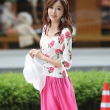 Áo kiểu khoác len nữ chất len mịn đẹp A227