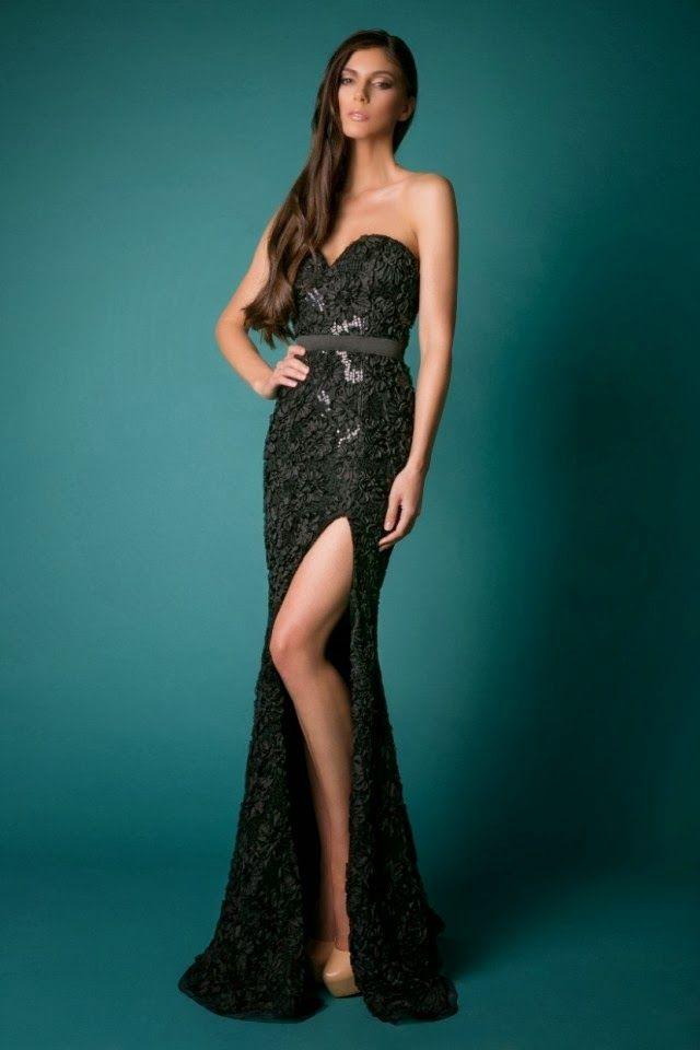 a8bc8a8be8b Maravillosos vestidos de noche