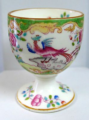 Vintage Minton China Cockatrice Green Egg Cup This Was My
