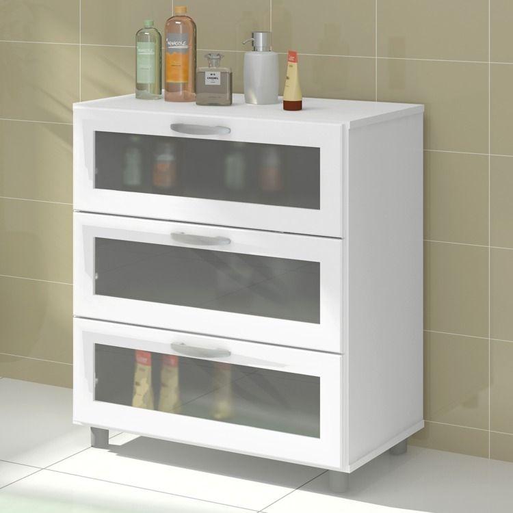 Armário para o banheiro Disponível em httpwwwmadeiramadeiracombrmove -> Armario Oara Banheiro