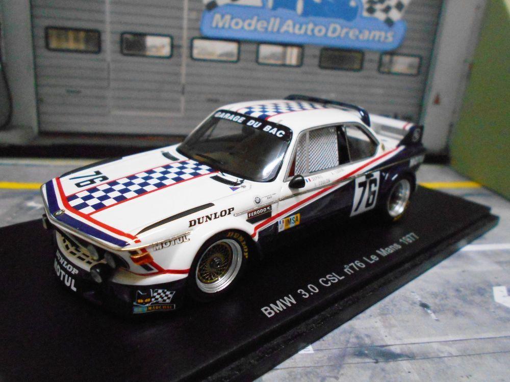 CHEVROLET MONZA GT Keyser-Wachs LE MANS 1976-Spark S4383