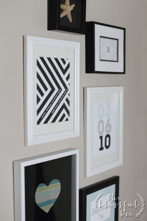 100 Fun and Creative DIY Wall Art Ideas Diy wall art Diy wall
