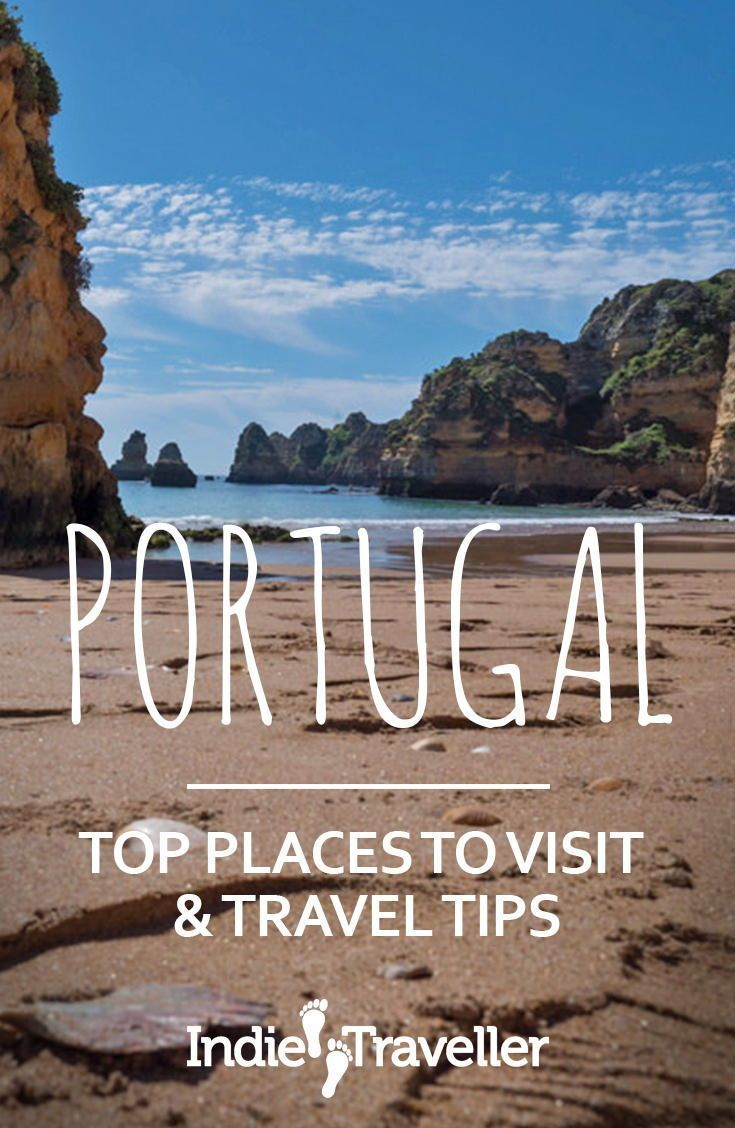 16 Best Places to Visit in Portugal (Local Travel Guide) • Indie Traveller #bestplacesinportugal Find out the must-see places in Portugal (as picked by a travel blogger based there!), plus the best time to visit, cost of travel, itinerary maps, and more #Portugal #PortugalTravel #SoloTravel #IndieTravel #IndieTraveller #bestplacesinportugal