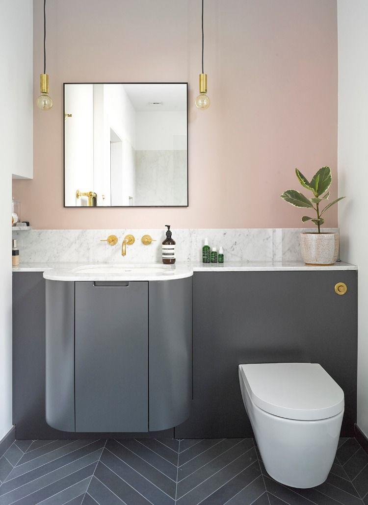 How To Do Pink In A Bathroom Bathroom Colors Industrial Style Bathroom Grey Bathrooms