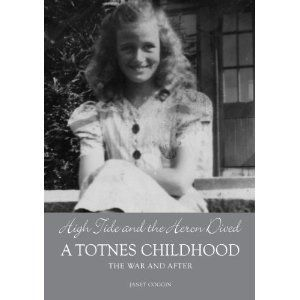 """High Tide and the Heron Dived:A Totnes Childhood by Janet Coggin 1936-2010.  Janet attended DHS from 39-53.   In the memoir she describes school life, the staff, and Curry  with much affection - and even remembers word for word Curry's talk on """"Why no sex at School"""" .  She also writes about  Totnes and Devon in the forties and fifties and her unusual father, an imprisoned conscientious objector in WWI , now bringing up his daughters alone.  She remembers the war, the victory, and after."""