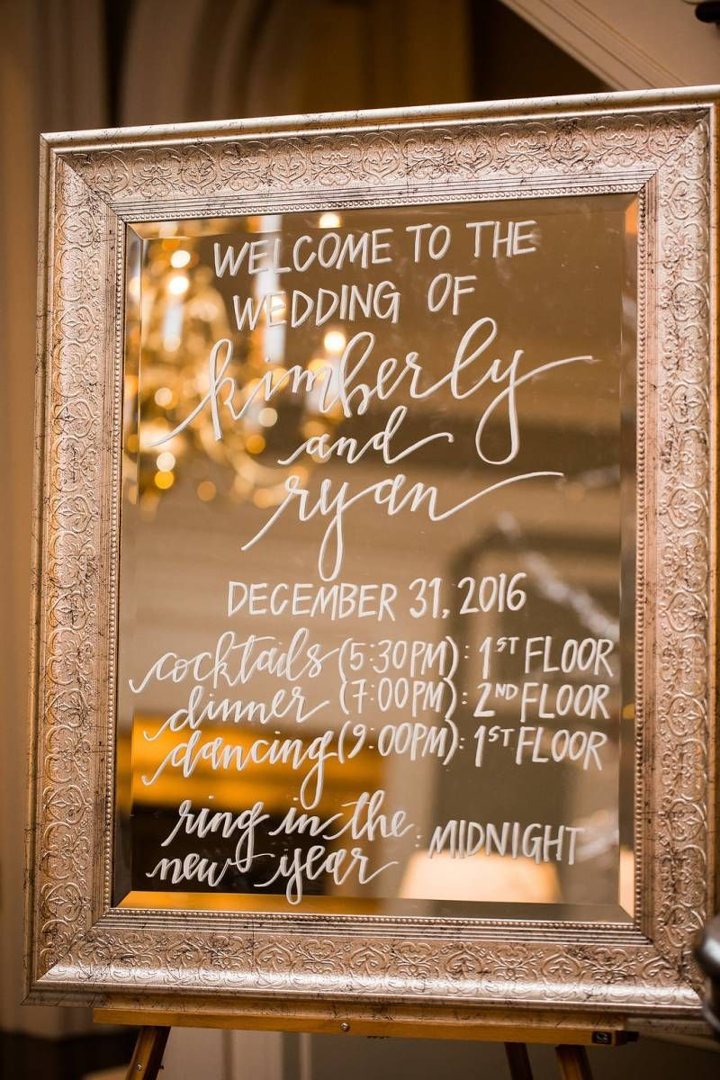 TIMELESS AND CLASSIC NEW YEAR'S EVE WEDDING AT THE MADISON
