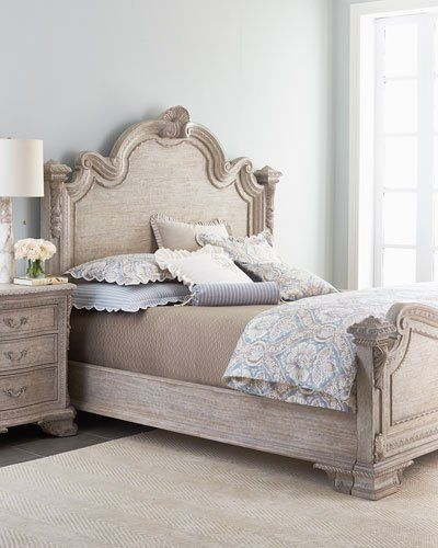 5Y27 Camilla Small Chest Piers King Bed Piers Queen Bed Furniture
