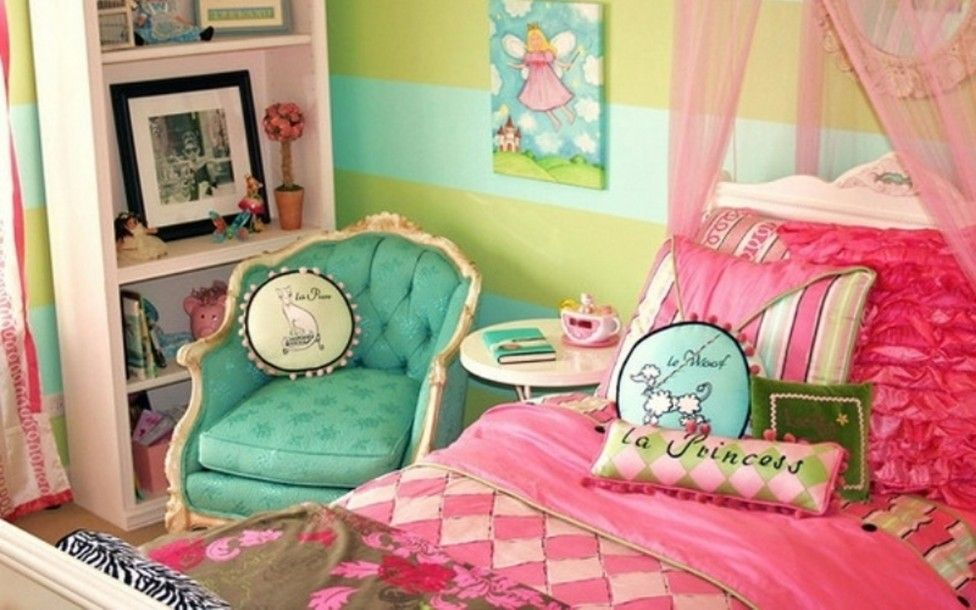 Zebra Bedroom Ideas For Small Rooms Part - 28: Small Room Ideas For Girls With Cute Color Teen Room. Really Awesome  Teenage Girls Bedroom