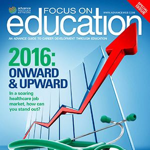 ADVANCE 2016 Focus on Education Special Edition: This comprehensive resource is filled with insightful articles on improving your career through education. http://advanceweb.com/sharedresources/EBook/2016/February/AC022216/index.html#/1/