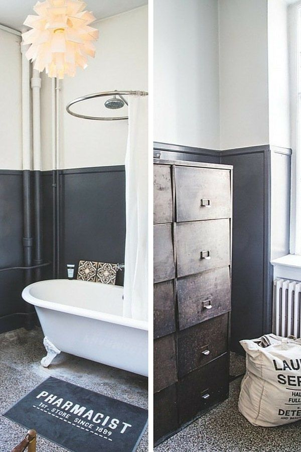 70 id es originales piquer pour relooker votre salle de bains bathroom inspiration. Black Bedroom Furniture Sets. Home Design Ideas