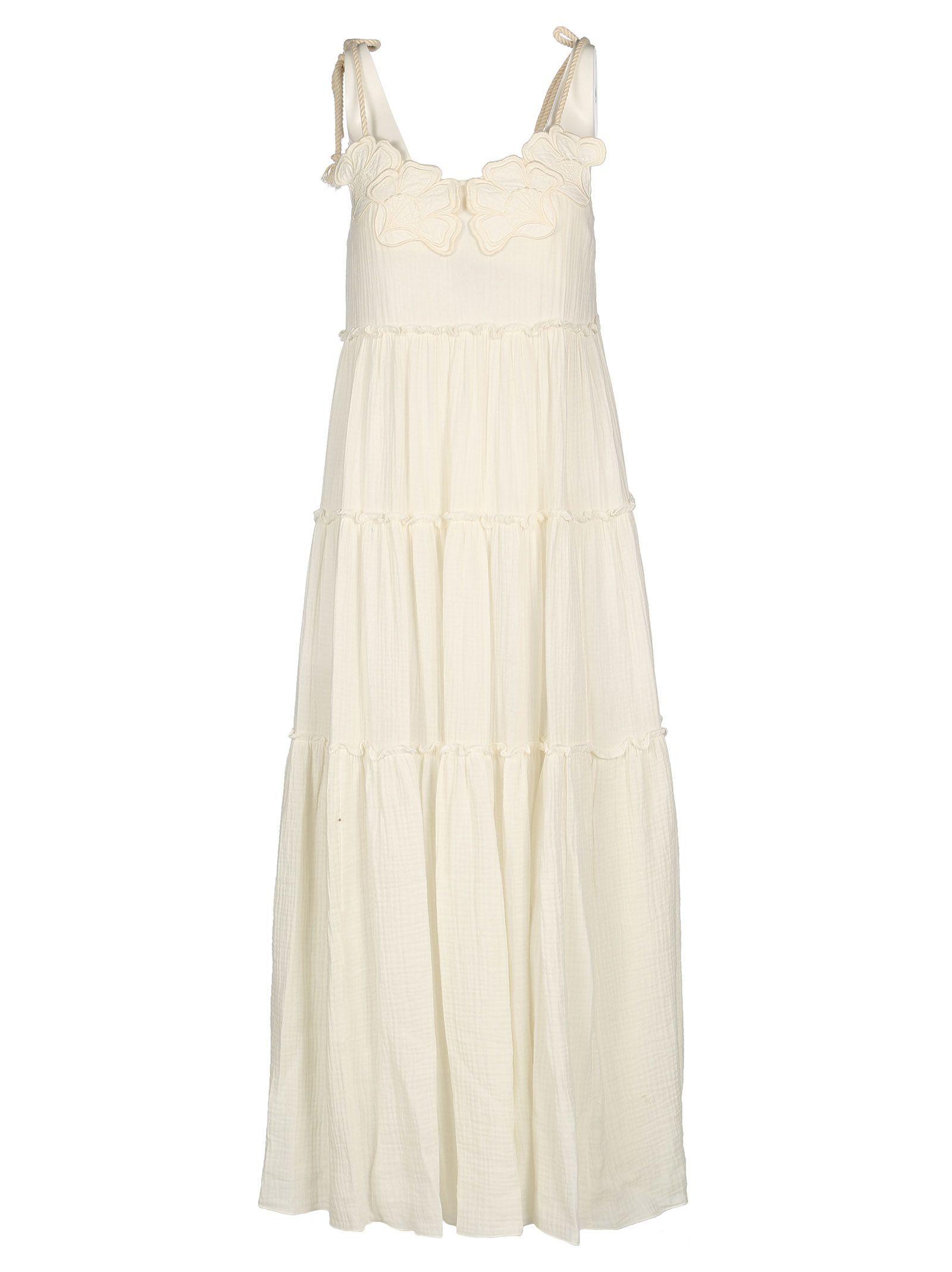 92d723c0 SEE BY CHLOÉ SEE BY CHLOÉ TIERED MAXI DRESS. #seebychloé #cloth ...