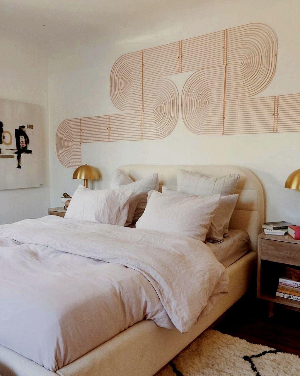 Interior Design Bedroom Indian Wall Hangings
