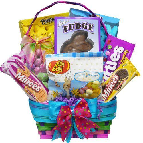 Art of appreciation gift baskets bunny treats chocolate and candy art of appreciation gift baskets bunny treats chocolate and candy easter gift basket negle Gallery
