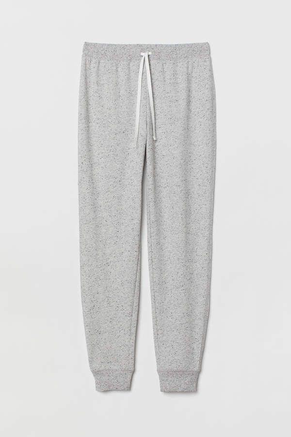Womens Ladies Skinny Tapered Melange LoungeWear Joggers Tracksuit Pants Trousers