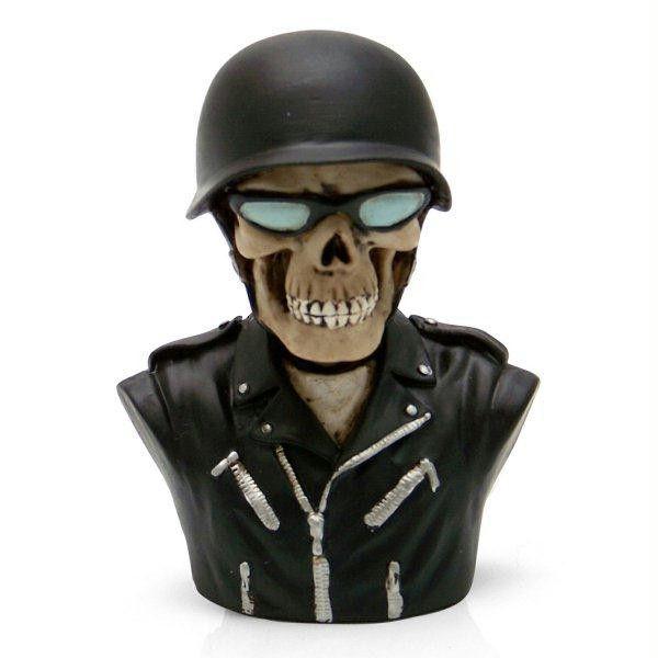 American Shifter Midnight Rider Skull Custom Shift Knob