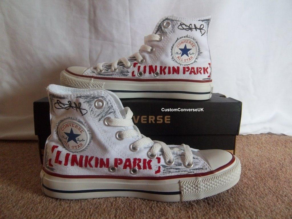 681d4d8cba9d96 Linkin Park converse