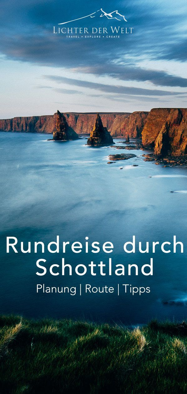 Schottland Rundreise – Planung, Tipps und wunderschöne Spots