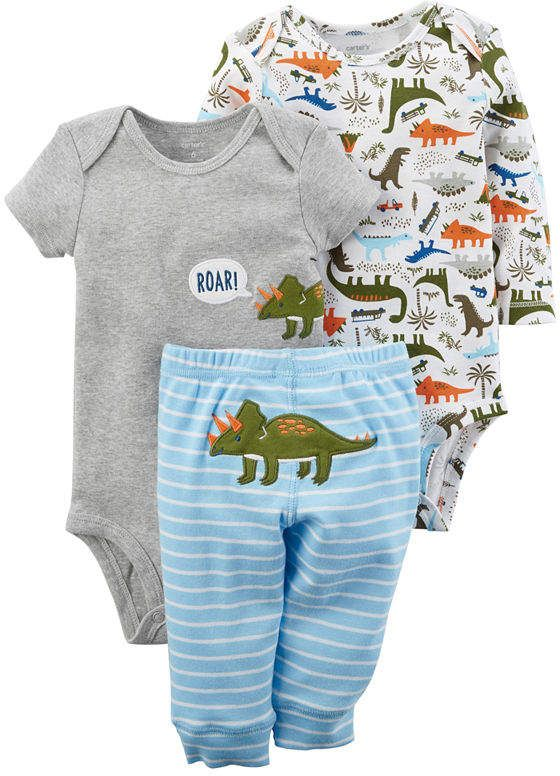 9306d9d2e Carter s Little Baby Basics 3-pc. Pant Set - Boys