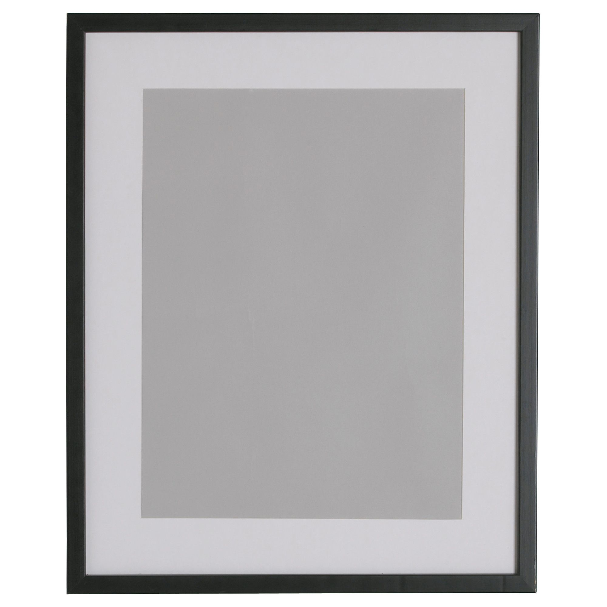 RIBBA Frame - black - IKEA $14.99 ... Frame I\'m considering using ...
