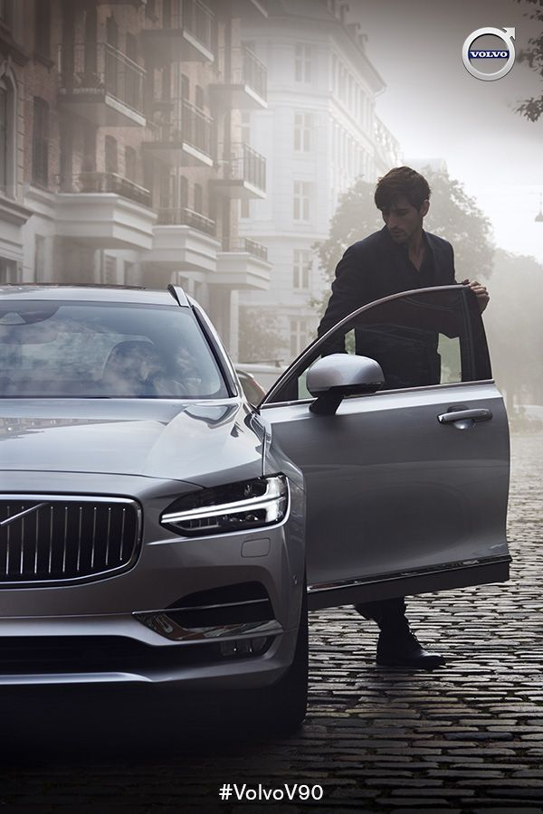 THE 2018 VOLVO V90 Made for a new world, the all-new V90