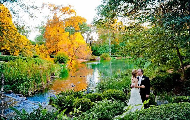 13 Outdoor Wedding Venues With A Woodsy Ambiance