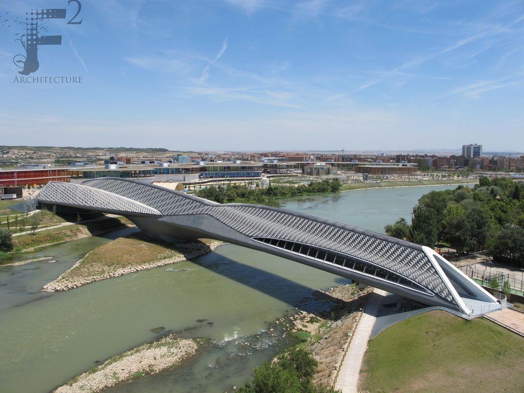 Zaha hadid pabellon puente buscar con google for Arquitectura zaha hadid