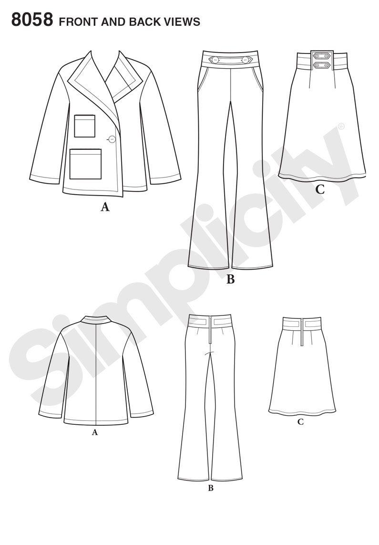 cynthia-rowley-collection/simplicity-8058
