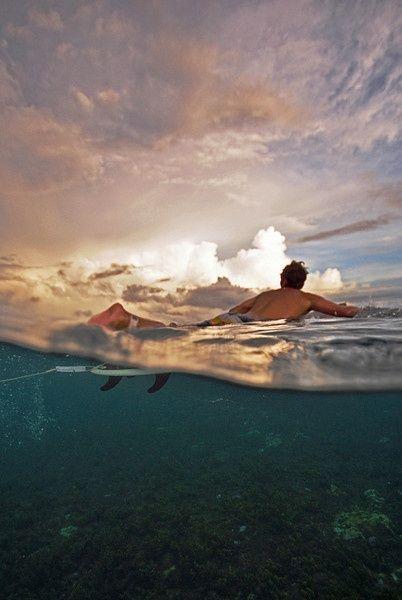 Byron Bay eignet sich optimal zum Surfen.