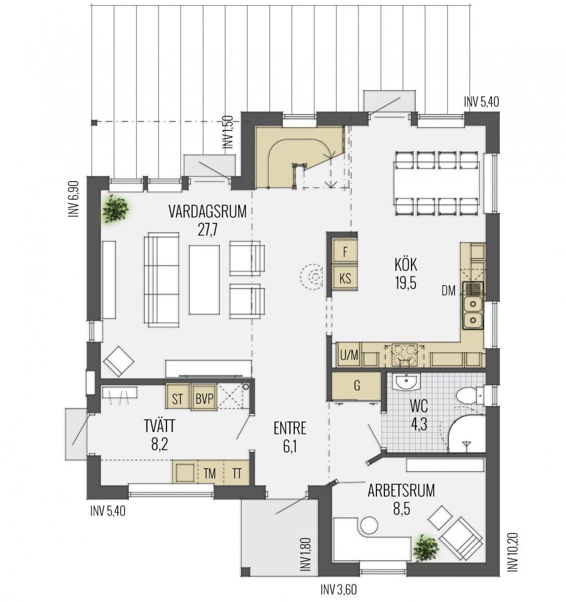 Варианты домов от ведущих Архитектурных бюро Европы