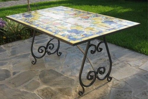 Tavolo Mosaico ~ Sedie e panca duck egg blue tavolo old white chalk paint annie