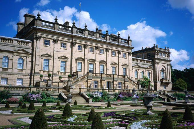 Harewood House Leeds Harewood House English Country House