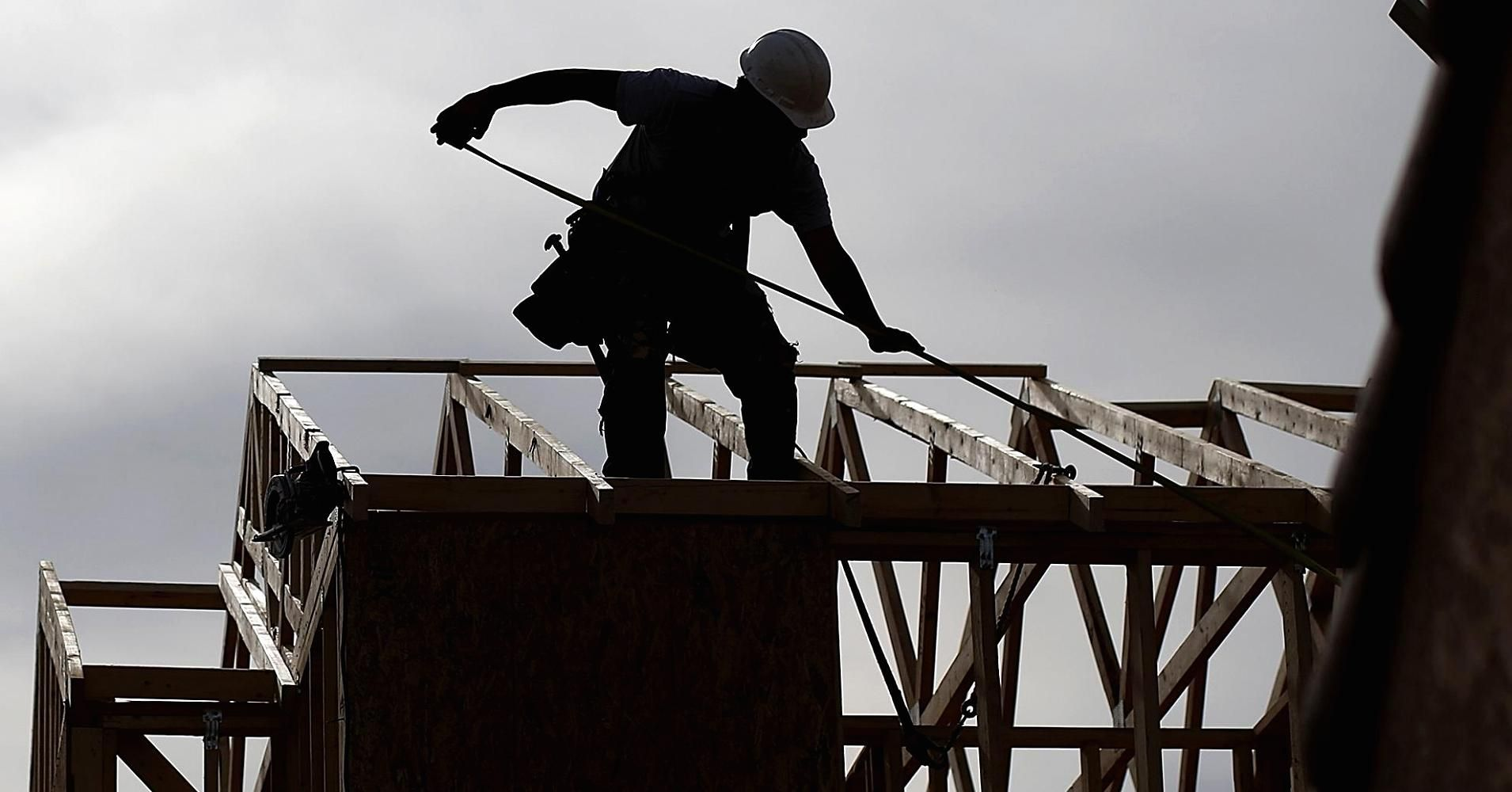 There are tons of newly built homes just the wrong kind