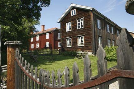 Vsterby, Rengsj Hembygdsby. | Arkitektur, Platser, Hus