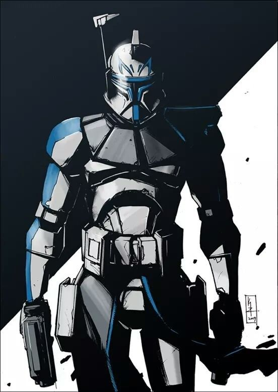 Rex Is Fully Prepared For Battle In 2020 Star Wars Images Star Wars Pictures Star Wars Wallpaper