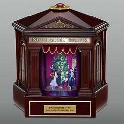 Mr. #Christmas Nutcracker Theater with 9 compositions from the ...