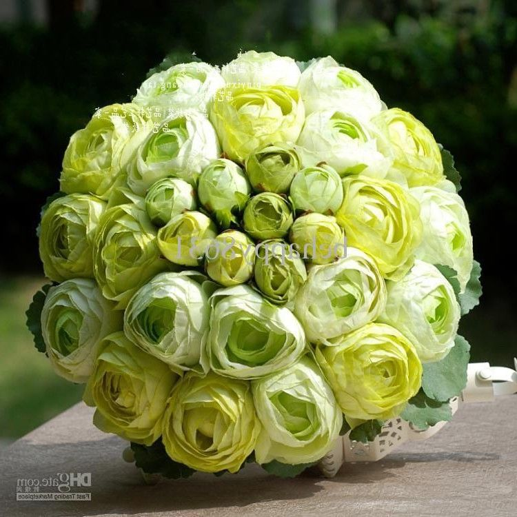 Wholesale Silk Wedding Flowers