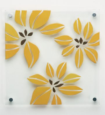 Fused Glass Sculptures | Fused Glass Wall Art Uk | I LOVE GLASS ...