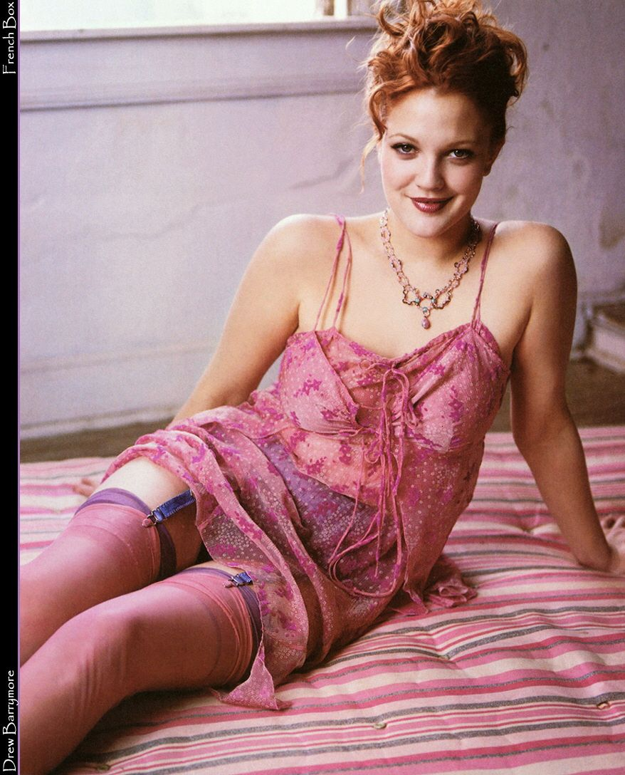 Fappening Drew Barrymore nude photos 2019