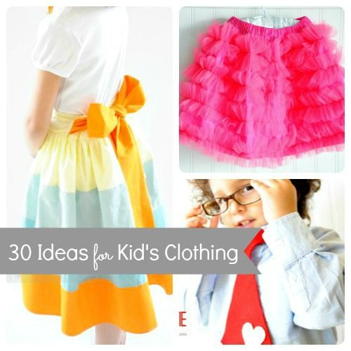 30 Adorable DIY Clothing Ideas for Kids   Spoonful